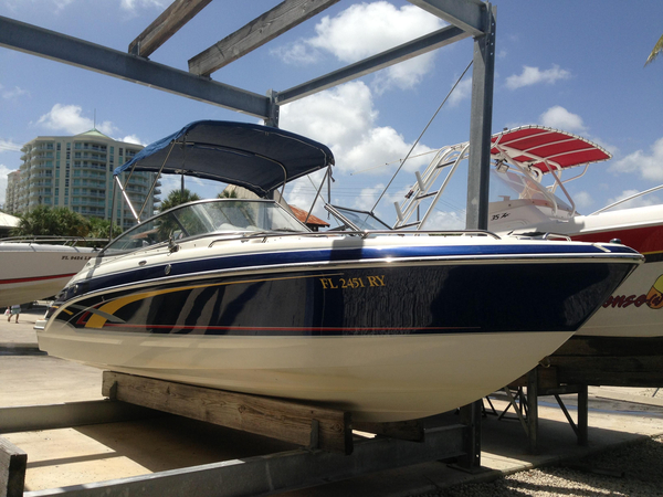 Used Formula F-240 BR Sports Cruiser Boat For Sale