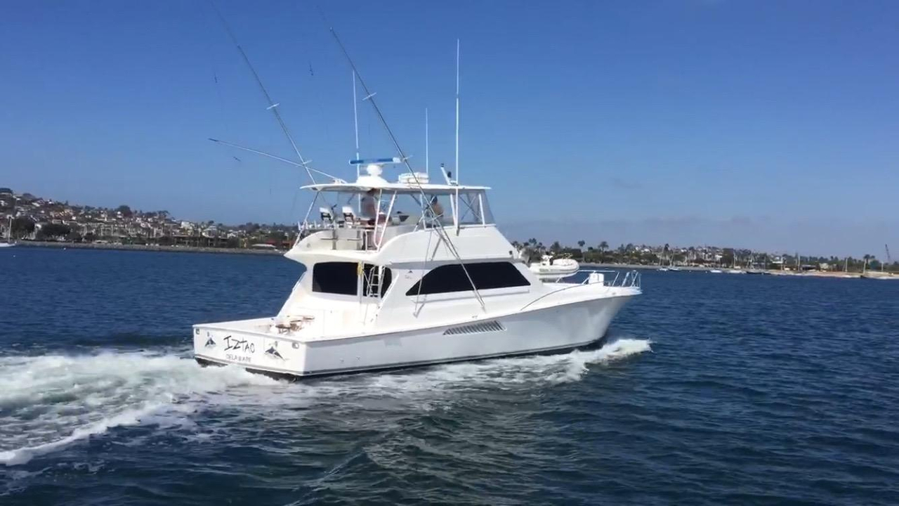 2003 Used Viking Sports Fishing Boat For Sale 898 000