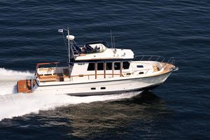 New Targa 37 Cruiser Boat For Sale