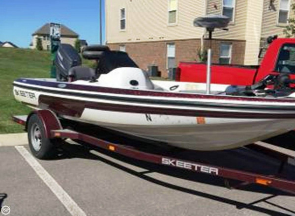 Used Skeeter SX 170 Bass Boat For Sale