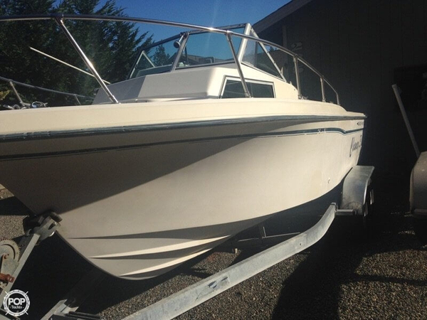 Used Grady-White 204 Overnighter Walkaround Fishing Boat For Sale