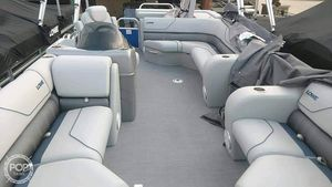 Used Lowe 22 Pontoon Boat For Sale
