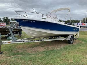 Used Sea Pro 196 Center Console196 Center Console Saltwater Fishing Boat For Sale