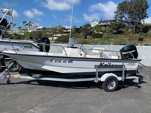 Used Boston Whaler 170 Montauk170 Montauk Saltwater Fishing Boat For Sale