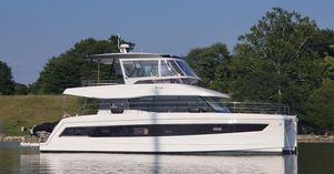 Used Fountaine Pajot MY 44 Motor Yacht For Sale