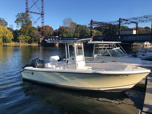 Used Sea King 210cc Center Console Fishing Boat For Sale