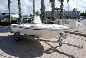 Used Edgewater '158cs' Center Console Fishing Boat For Sale
