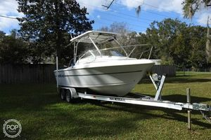 Used Pro-Line 201 Walkaround Fishing Boat For Sale