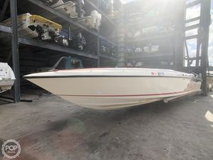 Used Scarab 31 High Performance Boat For Sale