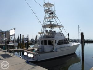 Used Striker 44 Flybridge SF Sports Fishing Boat For Sale