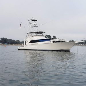 Used Striker 70 Sportsfisher Sports Fishing Boat For Sale