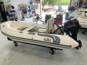 Used Avon 310 Rover Tender Boat For Sale
