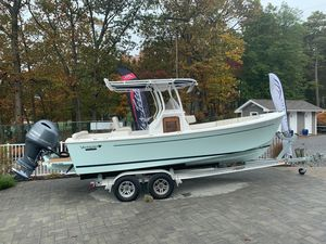 Used Vanquish 23 Bristol Harbor CC23 Bristol Harbor CC Center Console Fishing Boat For Sale