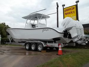 New Yellowfin 34 Offshore Center Console Fishing Boat For Sale