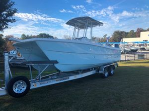 New World Cat 230 CC Power Catamaran Boat For Sale