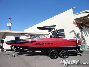 Used Supra SA450SA450 Ski and Wakeboard Boat For Sale