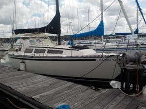 Used S2 9.2A Cruiser Sailboat For Sale
