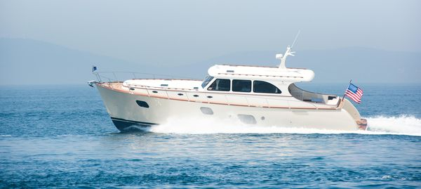 Used Vicem Custom 65 IPS Classic Commercial Boat For Sale