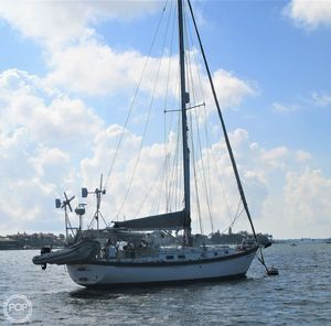 Used Pearson 424 Cutter Sailboat For Sale