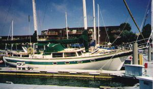 Used Islander Cruiser Sailboat For Sale