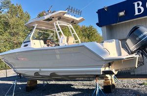 New Cutwater C-24 CW Center Console Fishing Boat For Sale