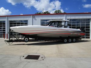 Used Sunsation 40 CCX Center Console Fishing Boat For Sale