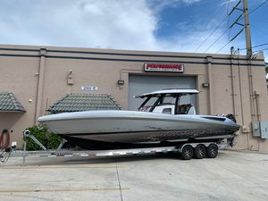 New Sunsation 34 CCX Center Console Fishing Boat For Sale