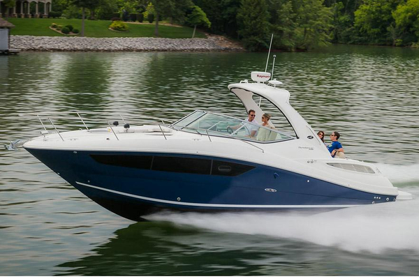 New Sea Ray 330 Sundancer Cruiser Boat For Sale