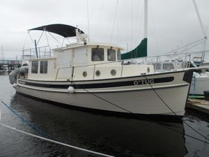 Used Nordic Tugs 37 Motor Yacht For Sale
