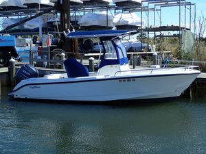 Used Edgewater 205cc Center Console Fishing Boat For Sale