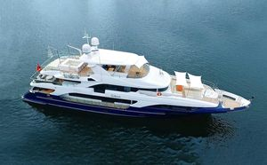 Used Benetti 132 Classic Supreme Motor Yacht For Sale