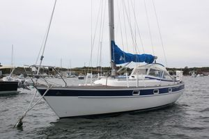 Used Hallberg-Rassy 312 Cruiser Sailboat For Sale