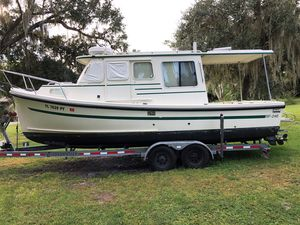 Used Rosborough 246 Trawler Boat For Sale