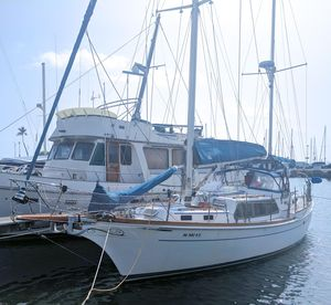 Used Alden Dolphin Center Cockpit Sailboat For Sale
