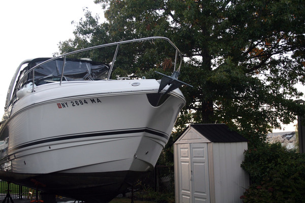 Used Chaparral Signature 270 Express Cruiser Boat For Sale