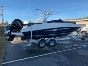 Used Sea Ray 240SD OB240SD OB Sports Fishing Boat For Sale
