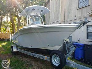 Used Sea Fox 246 Commander Center Console Fishing Boat For Sale