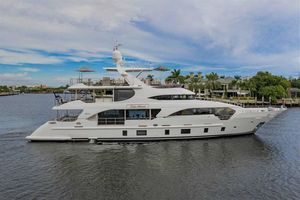 Used Benetti Tradition Supreme 108 Motor Yacht For Sale