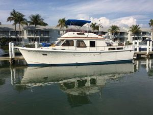 Used Marine Trader Fast Trawler Boat For Sale