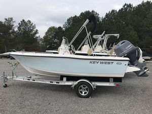 New Key West 176cc176cc Freshwater Fishing Boat For Sale