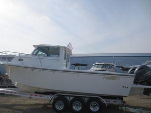 New Parker 2520 XLD Sport Cabin2520 XLD Sport Cabin Freshwater Fishing Boat For Sale