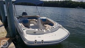 Used Hurricane Sundeck 188 Deck Boat For Sale