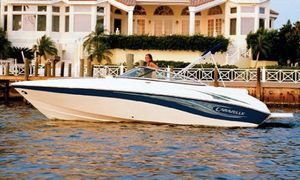 Used Caravelle 242ls Bow Rider Bowrider Boat For Sale