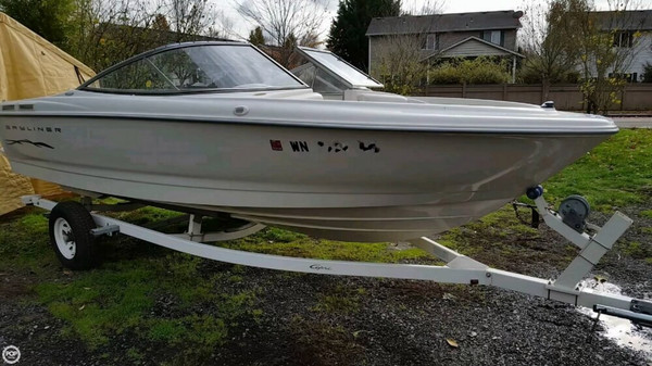 Used Bayliner 215 Capri BR Bowrider Boat For Sale