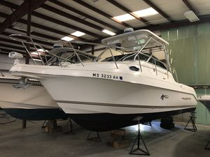 Used Aquasport 275 Center Console Fishing Boat For Sale