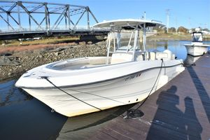 Used Hydra-Sports 2500cc Vector Center Console Fishing Boat For Sale