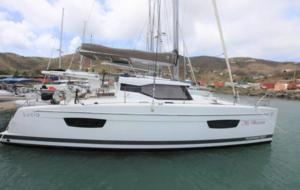 Used Fountaine Pajot Lucia 40 Catamaran Sailboat For Sale