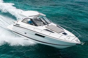 Used Regal 35 Sport Coupe Cruiser Boat For Sale