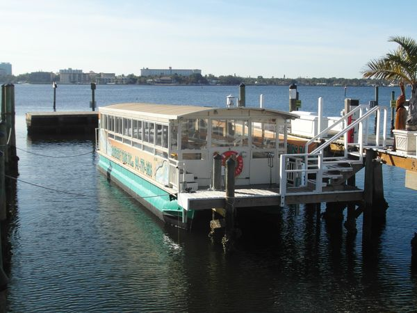 Used Trident 44 Passenger Tour Boat Pontoon Boat For Sale