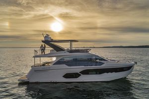New Absolute 58 Fly Motor Yacht For Sale